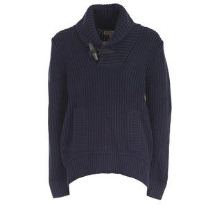 Burberry #4056348 Cable Knit High Neck Sweater S/P
